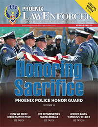 Phoenix Law Enforcer Nov/Dec 2014
