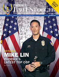 Phoenix Law Enforcer July/August 2015