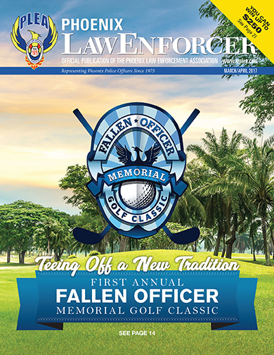 Phoenix Law Enforcer March/April 2017