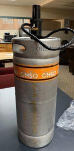 OHSO Hand Sanitizer