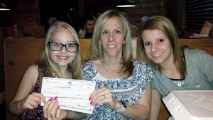 Retirees' Donation Makes a Difference for Ugalde Family