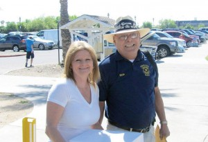 Debbie and Rick Lorenzano